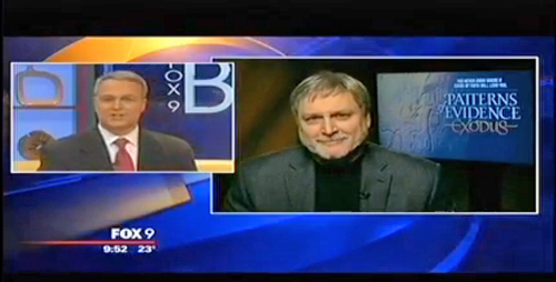 Fox 9 in Minneapolis interviews Director Timothy Mahoney:
