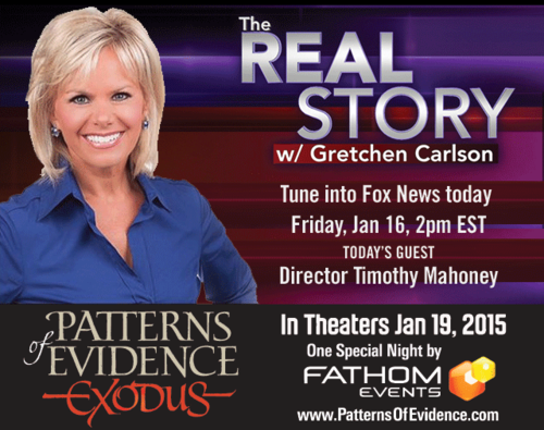 Gretchen Carlson interviews Tim Mahoney today, 2p EST