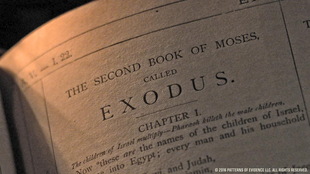 Patterns of Evidence: The Exodus | You never know where a ...