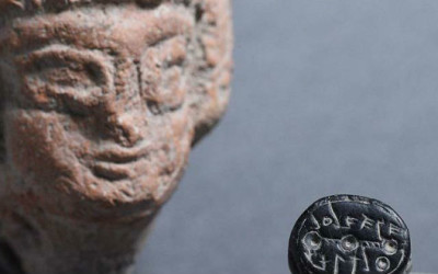 Rare Seal of Prominent Woman Discovered From the Time of Solomon's Temple