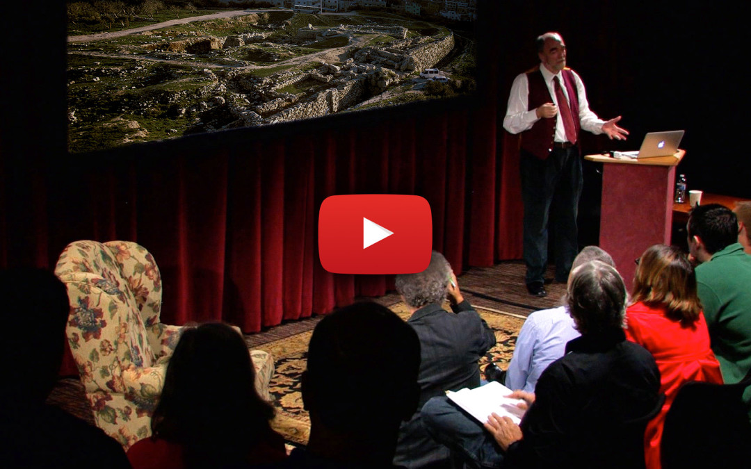 Could this be the Standing Stone of Joshua?: The David Rohl Lectures – Part 3