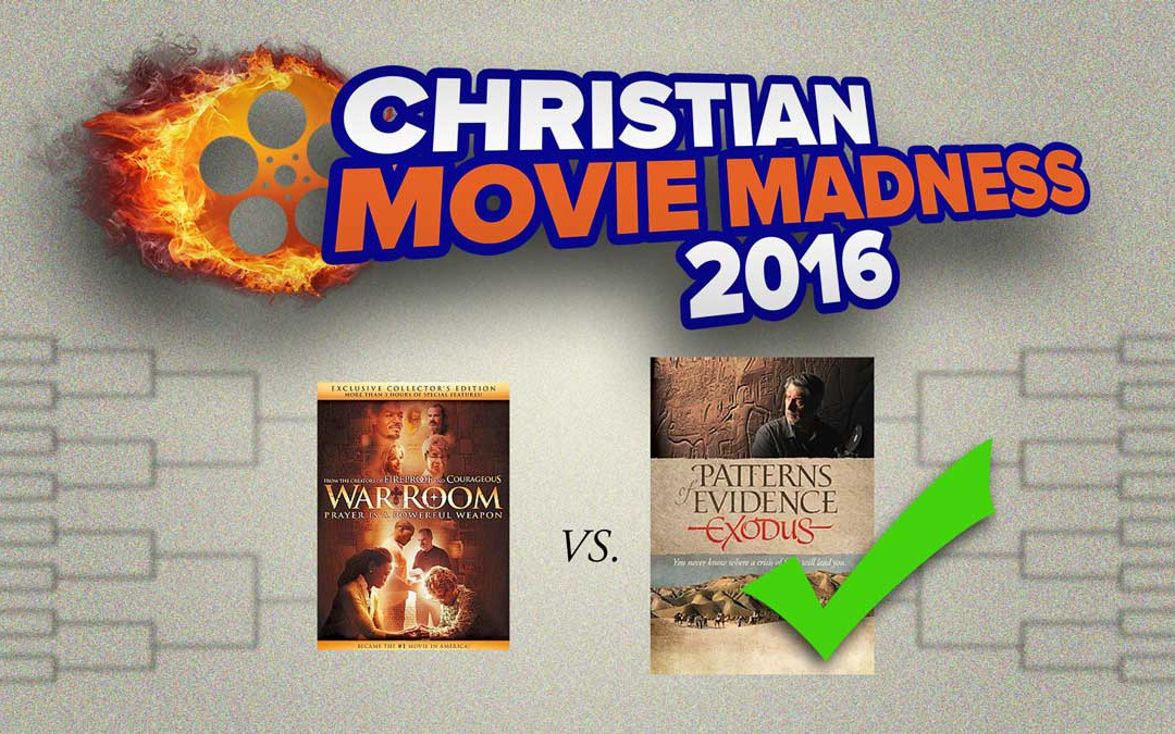 Winner of Christian Cinema's Movie Madness