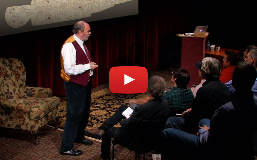 Discovering the Real Gate of Solomon: The David Rohl Lectures – Part 4