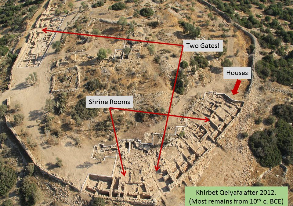 Valley of David and Goliath? – Part 2