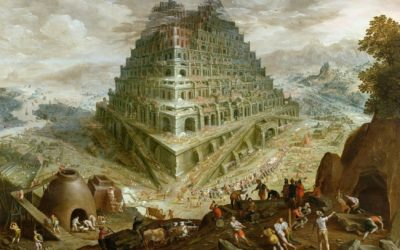 "Spectacular New ""Tower of Babel"" Discovery? – Not so Fast!"
