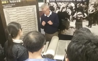INSPIRED Exhibit of Biblical Artifacts Visits Hong Kong