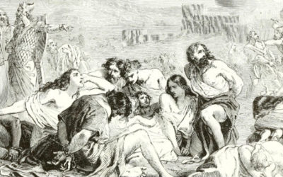 DNA Discovers Modern Canaanites – And Causes a Media Bible Blunder