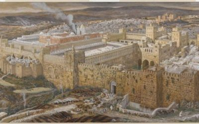 Second Temple Stones Discovered Beneath Western Wall