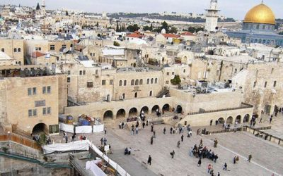 Seal Shows Jerusalem was Strong, Central City
