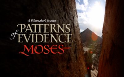 Patterns of Evidence: Moses Series Update!