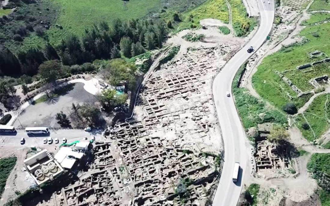 At Beth Shemesh Ark: Smashed Idols Discovery At Beth-Shemesh