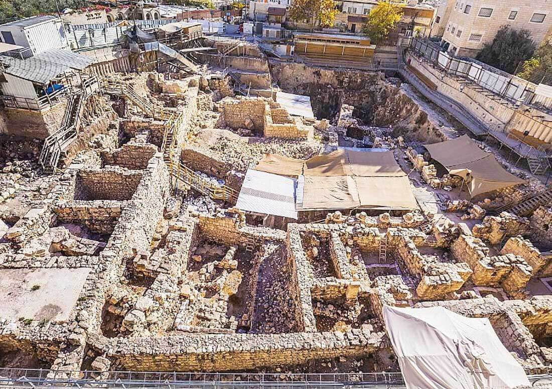 New Hebrew inscription discovery that names Biblical King Josiah aide