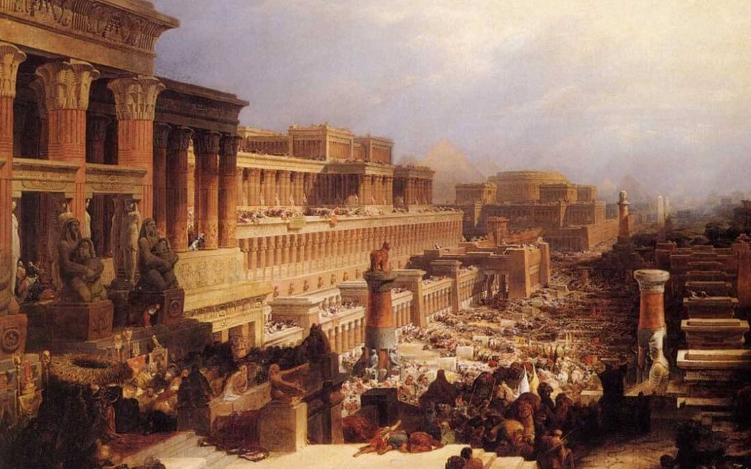 Slave Bible Omitted Parts of Exodus Account