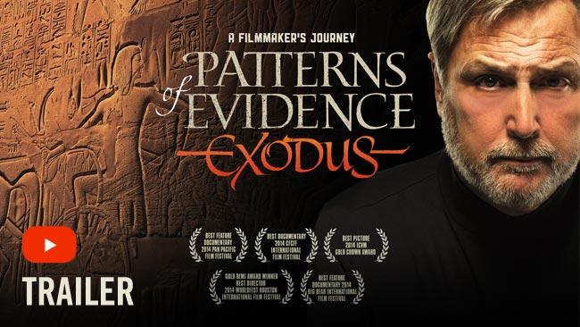 Exodus Film By Patterns Of Evidence Award Winning Trailer