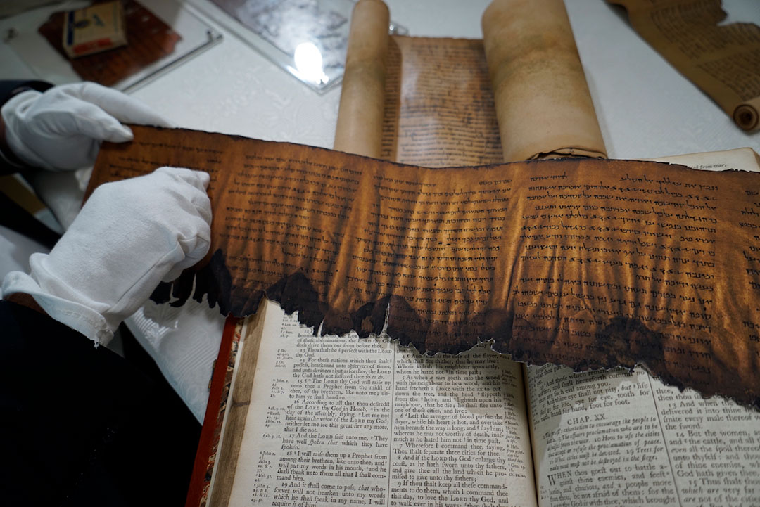 From Ancient Scrolls to Modern Bibles | Patterns of Evidence