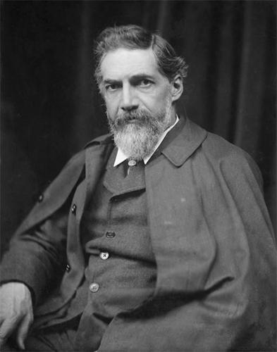 Portrait of Sir Flinders Petrie